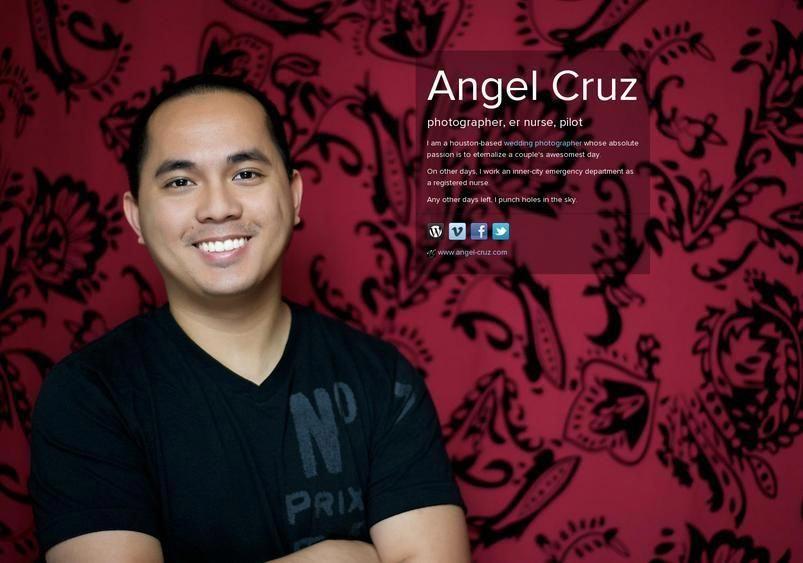 Angel Cruz Aviation wedding theme, Photographer