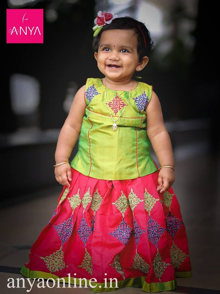 f510be037e Best Kids wear collection by Anya Boutique Coimbatore #kidswear ...