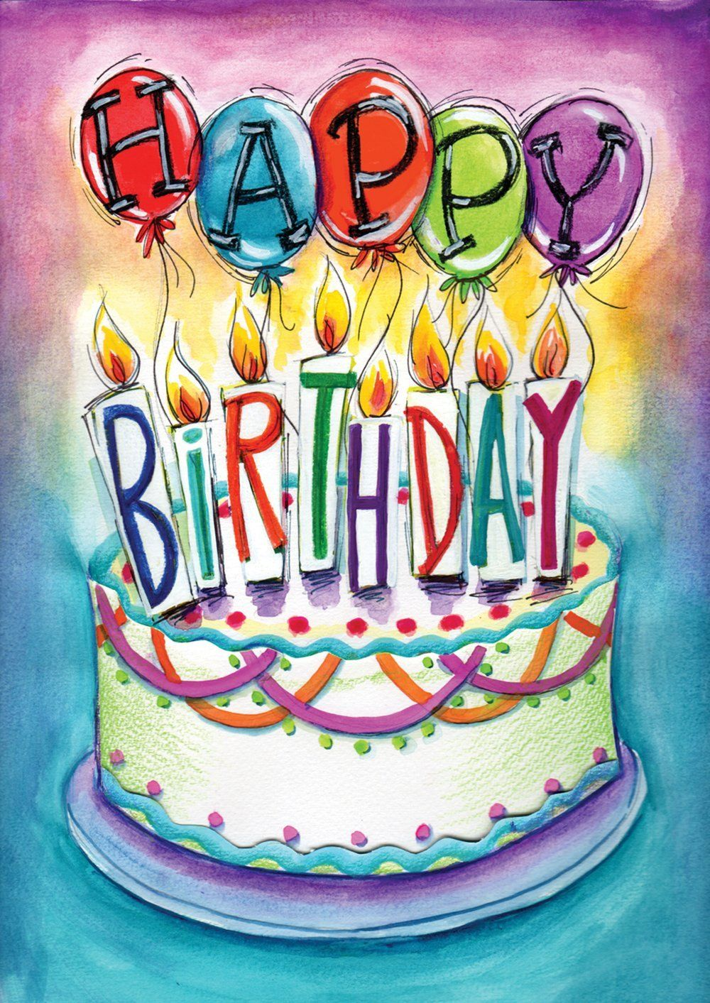 Pin By Patricia Vazquez Espinoza On Inspirational Sayings Happy Birthday Greetings Happy Birthday Cards Birthday Wishes
