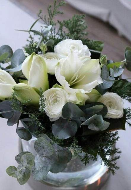 Photo of 27 trendy flowers arrangements simple winter