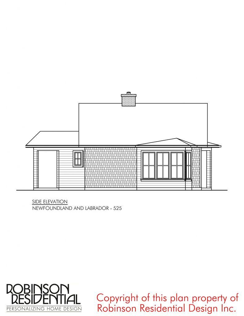 Newfoundland And Labrador 525 Robinson Plans House Plans Newfoundland And Labrador Newfoundland