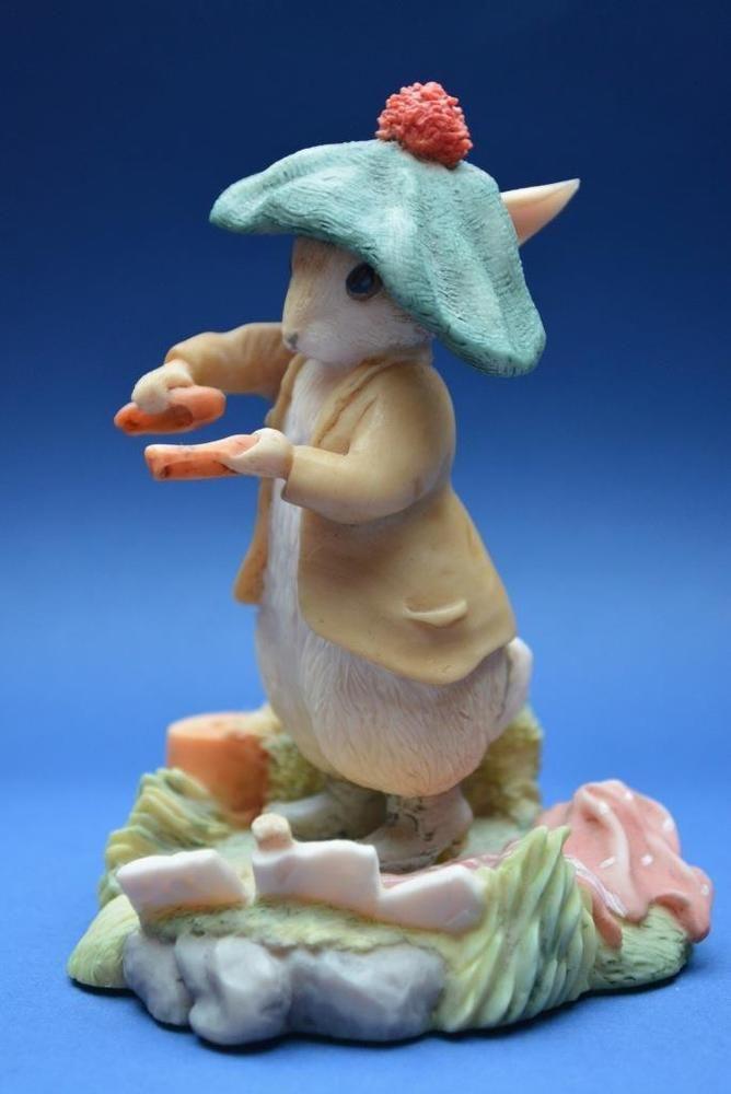 Border Fine Arts Beatrix Potter  Benjamin Bunny  1988 Tin BP14