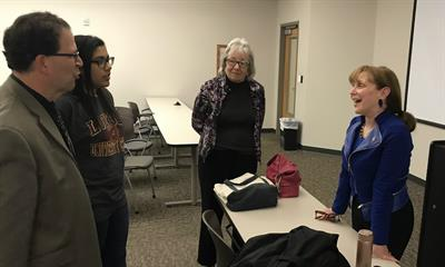 FIT Scholar and Artist Visit Southeast missouri state