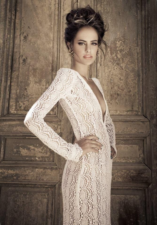 Editor\'s Picks: 20 Edgy Lace Wedding Dresses | Lace wedding dresses ...