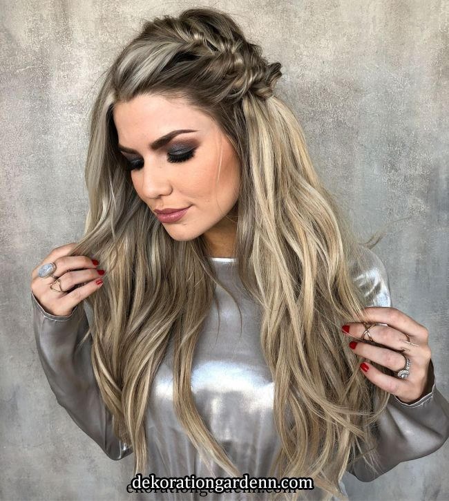 Latest Braided Hairstyle Ideas with 20 Pics