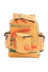 Recycled Rice Nepal Bag