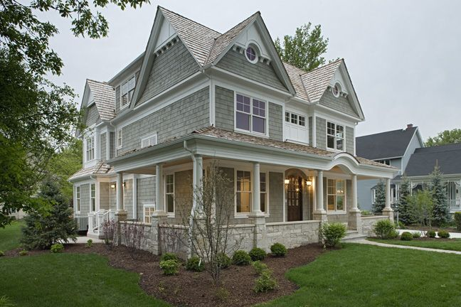 Exceptional Nantucket Style House Plans Images
