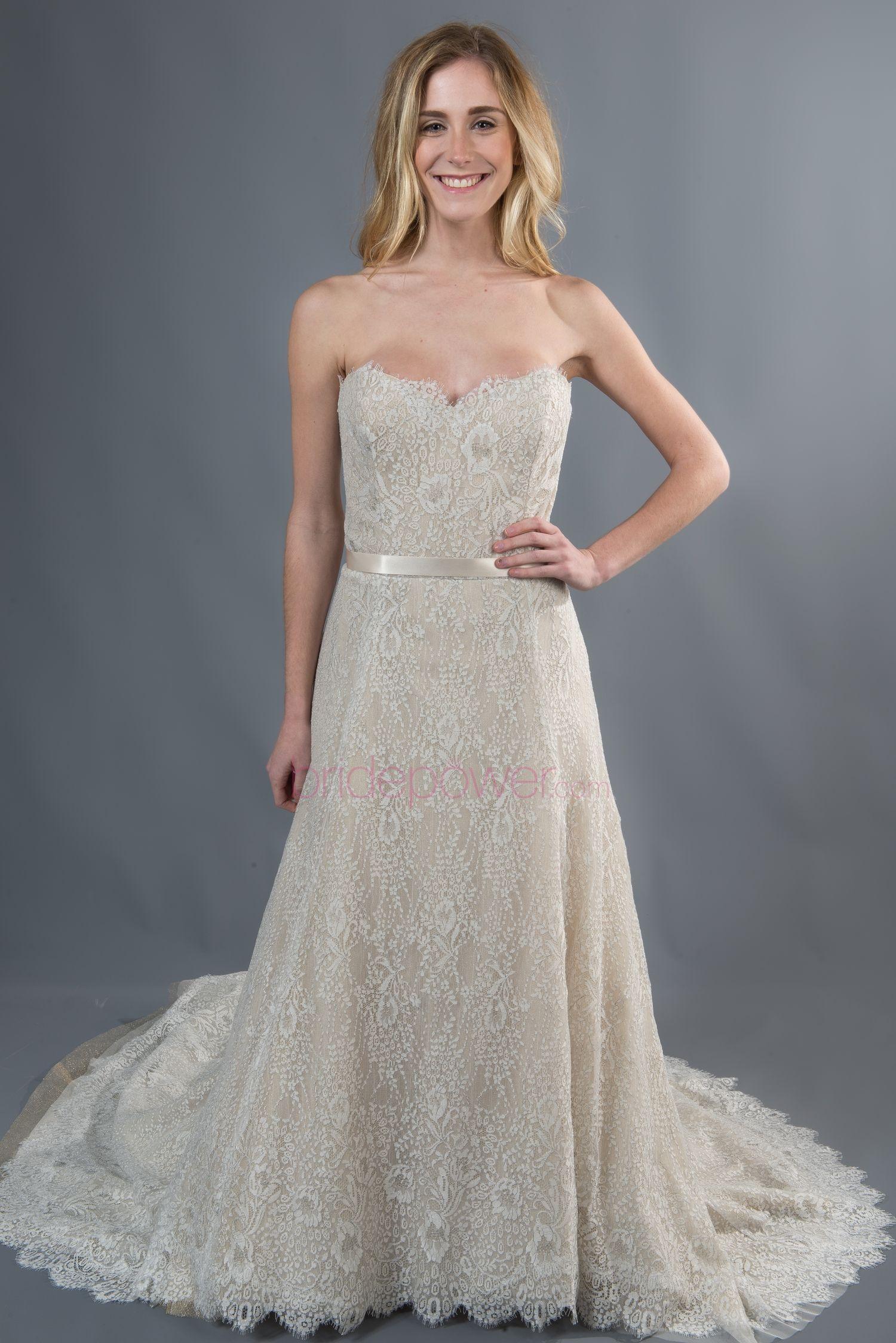 Monique Lhuillier Aline 17741 - https://bridepower.com/product ...