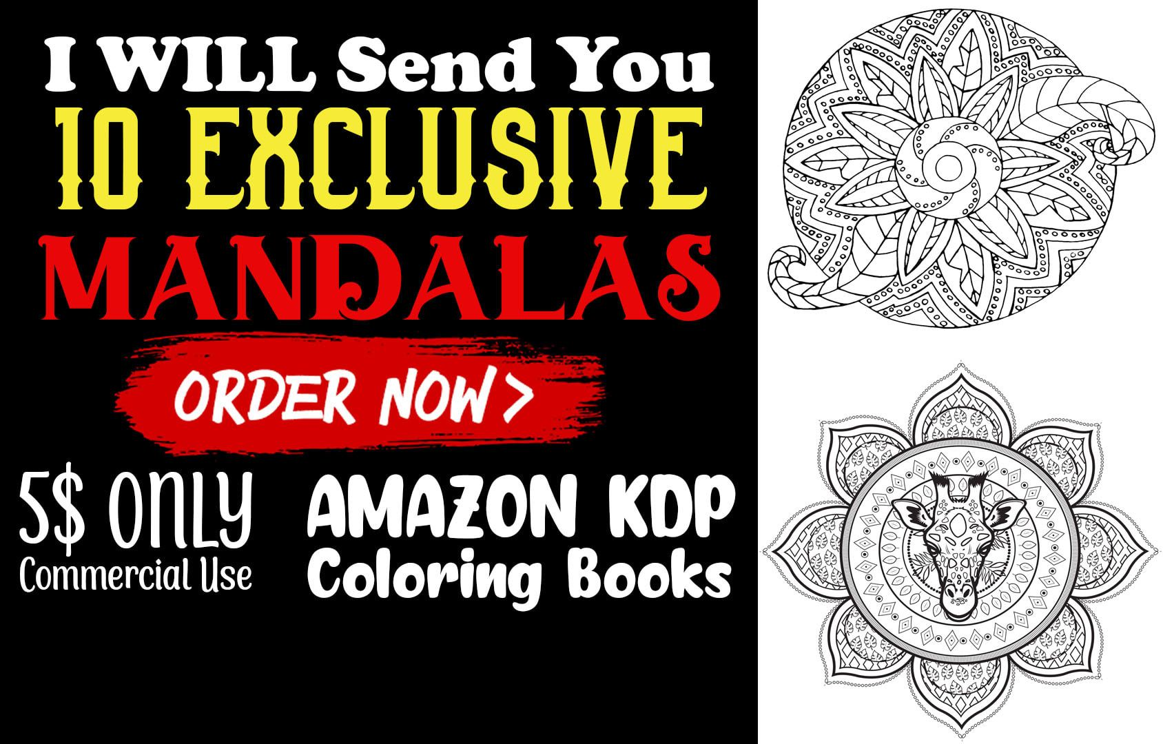 Pin On Amazon Kdp Coloring Books No Low Content Book