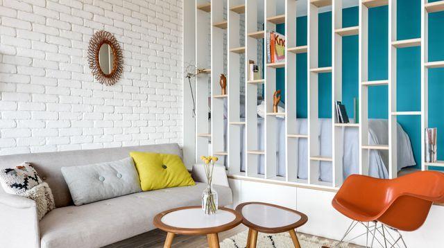 25 m2 optimisés : d\'un studio étudiant à un vrai appartement ...