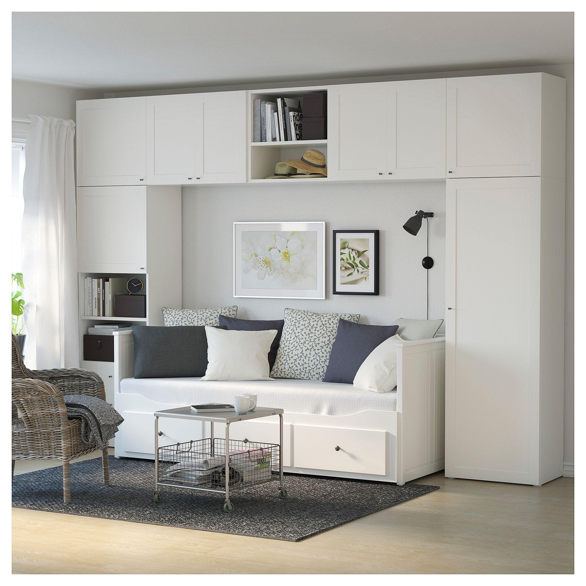 Platsa Kleiderschrank Weiss Fonnes Sannidal Platsa Wardrobe White Fonnes Sannidal In 2020 Bedroom Furniture Layout Small Bedroom Furniture Ikea Living Room