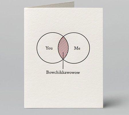 Update: Noch mehr Valentinstagskarten für alle, die es nicht so mit Romantik haben - Très Click