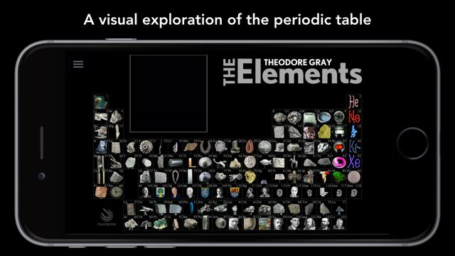 elements app available on android and iphoneipad - Best Periodic Table App Iphone