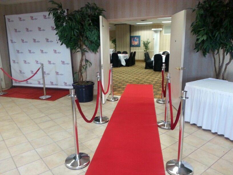 Red Carpet Event Entrance Red Carpet Event Entrance Event