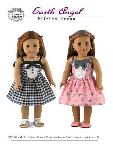 Earth Angel Fifties Dress 18\