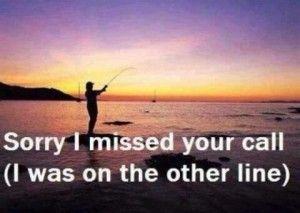 Fishin'....