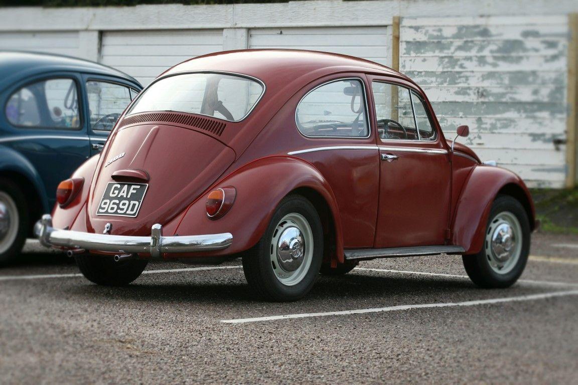 Jenny & Keiths VW Beetle 'Maisy'