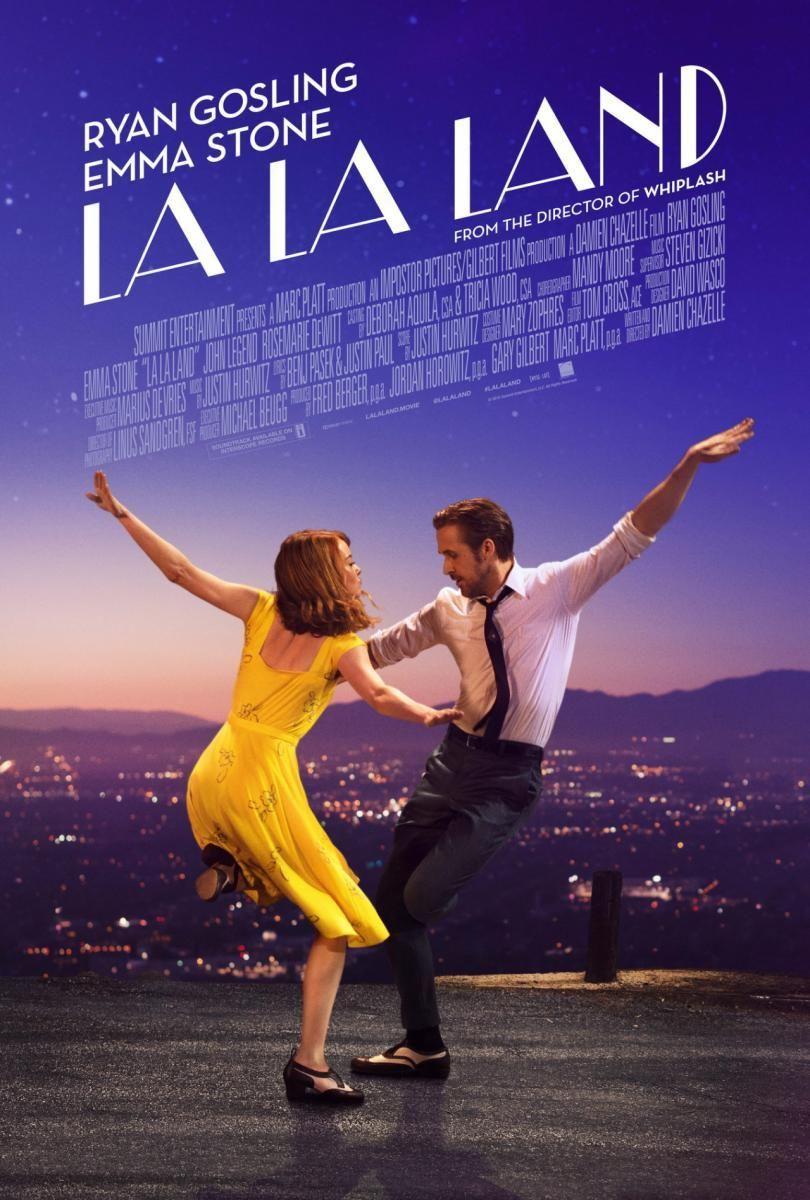 La La Land Capas De Filmes Filmes Posteres De Filmes
