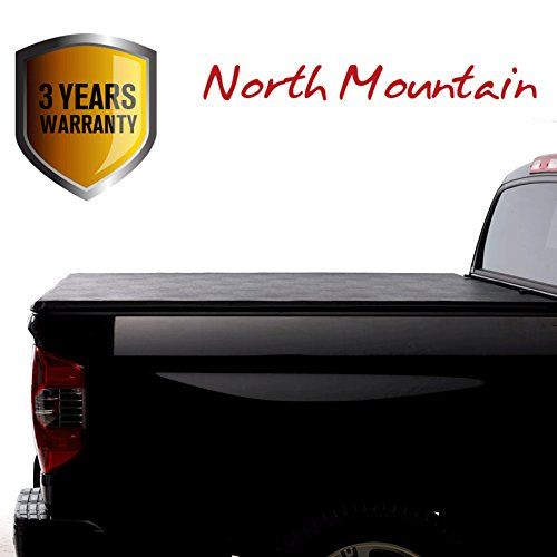 North Mountain Soft Vinyl Rollup Tonneau Cover Fit 1517 Chevy Coloradogmc Canyon Pickup 52ft Bed Clamp On No Dri Tonneau Cover Vinyl Rolls Tailgate Accessories