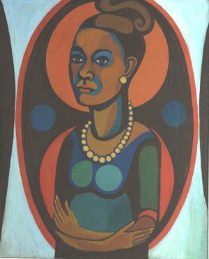 Faith Ringgold Self Portrait Faith Ringgold Art African American Art
