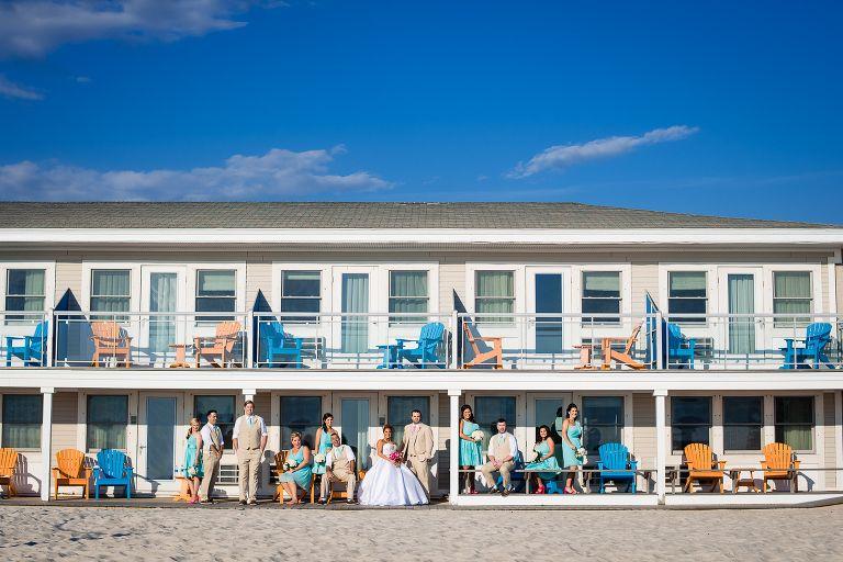 Sea Crest Beach Hotel Wedding Cape Cod