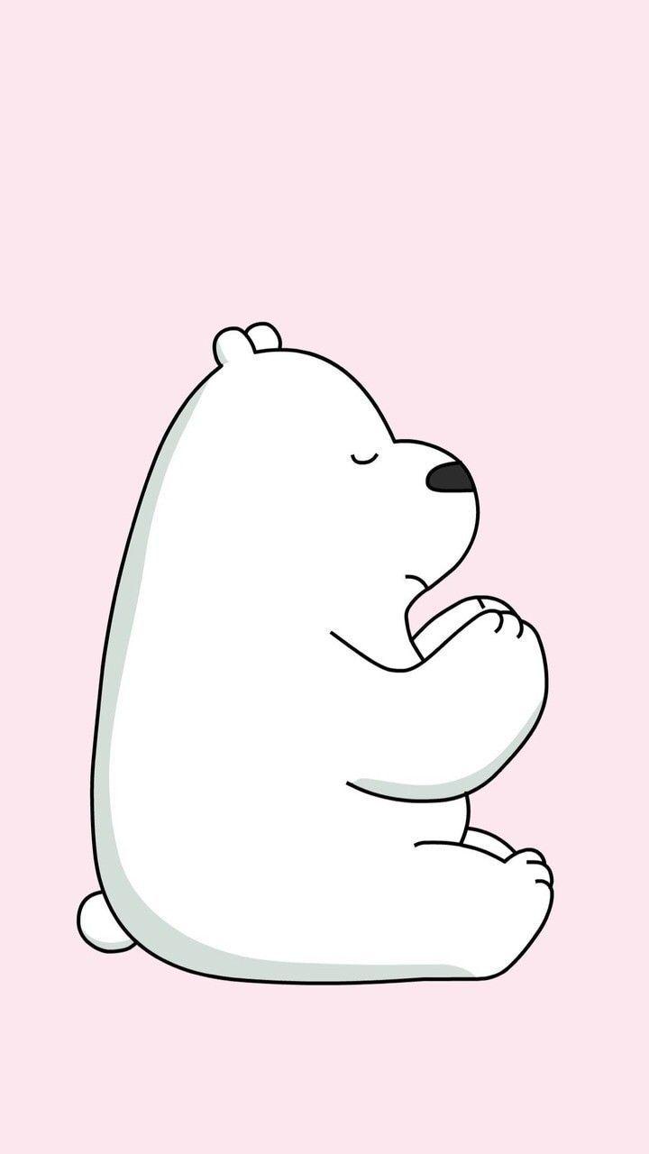 Resultado De Imagen Para Oso Polar Bebe Dibujo Tierno Aprender A