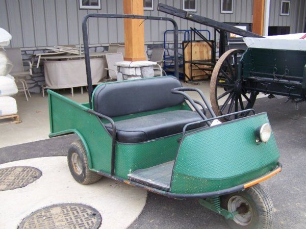 Cushman Golf Carts For Sale Images