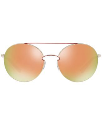Valentino Sunglasses, VA2002 - Gold