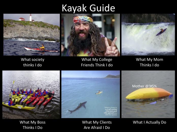 Funny Kayaking Stories All My Roads Kayaking Kayak Guide Kayaking Quotes