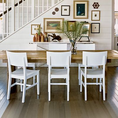 Modern Rustic Dining Room Chairs designer spotlight: tim clarke | photo arrangement, rustic modern