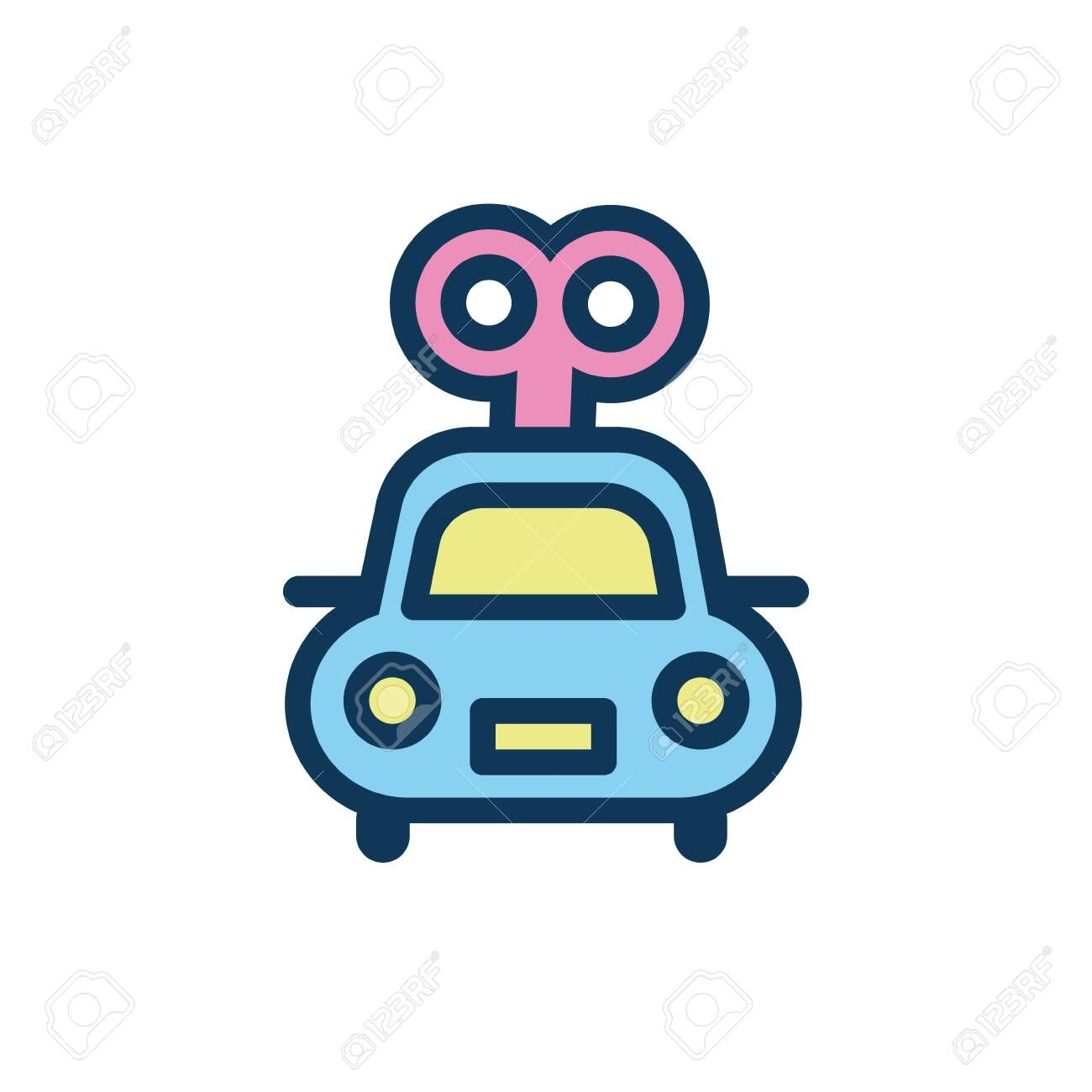 Car Child Toy Fill Style Icon Vector Illustration Design Ad Toy Fill Car C Vector Illustration Design Website Design Inspiration Illustration Design