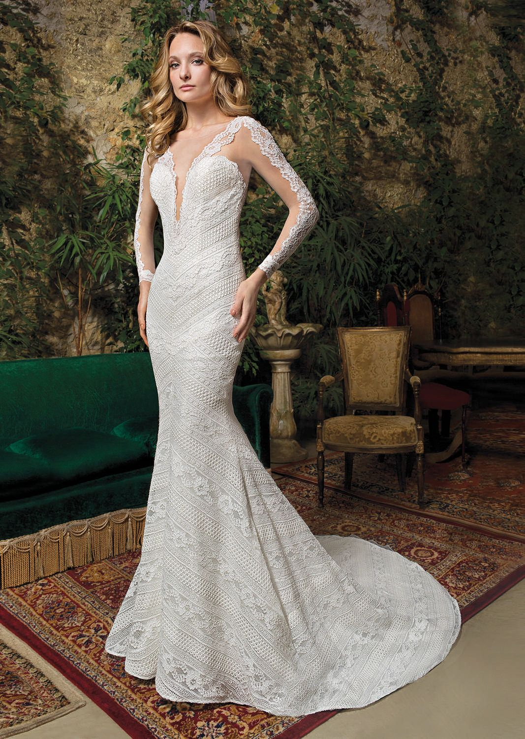 Cosmobella Collection Wedding Dress Style Vow renewal