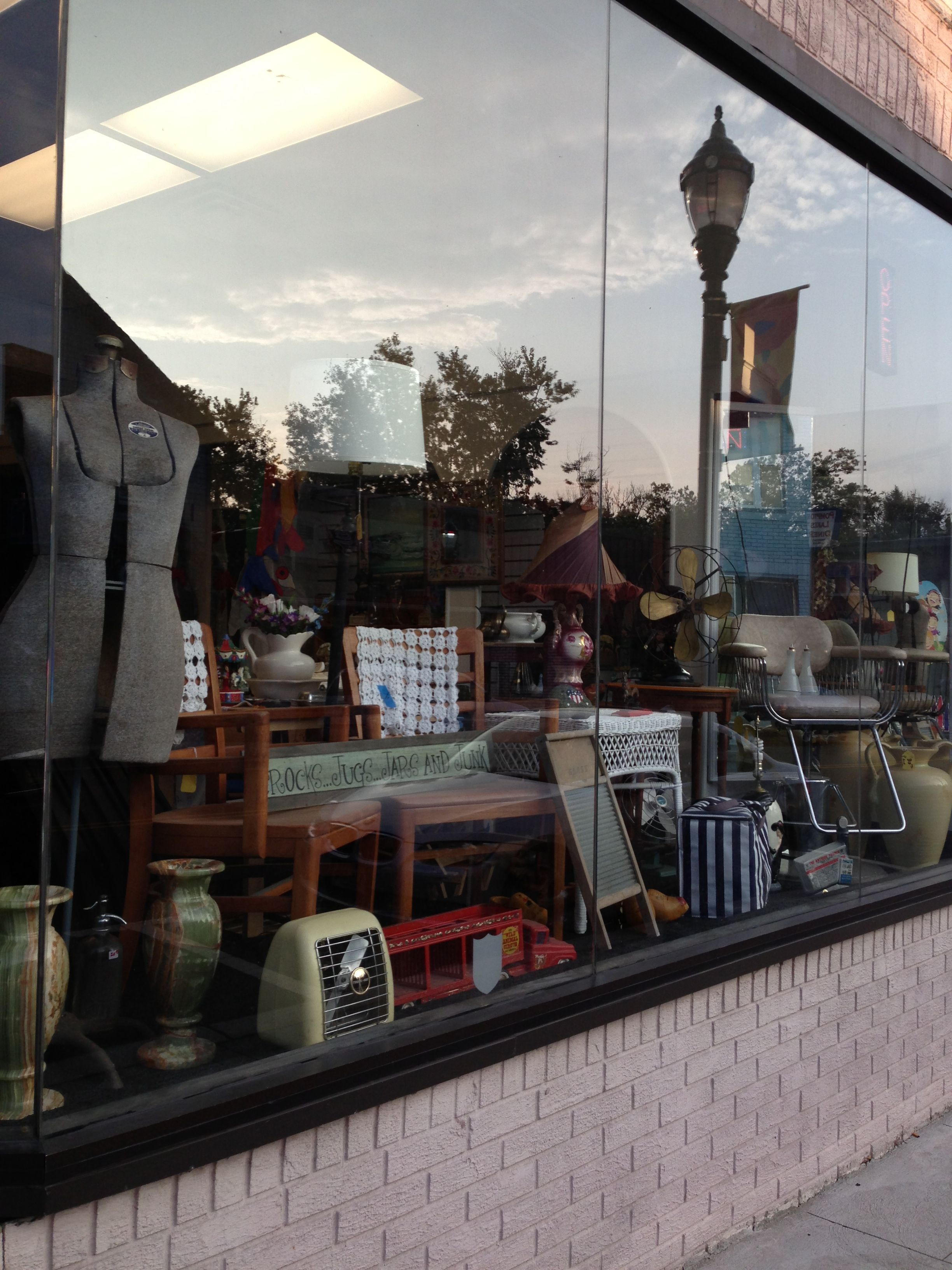 store front at little shoppe of hoarders located on 237 wanaque ave in pompton lakes nj. Black Bedroom Furniture Sets. Home Design Ideas
