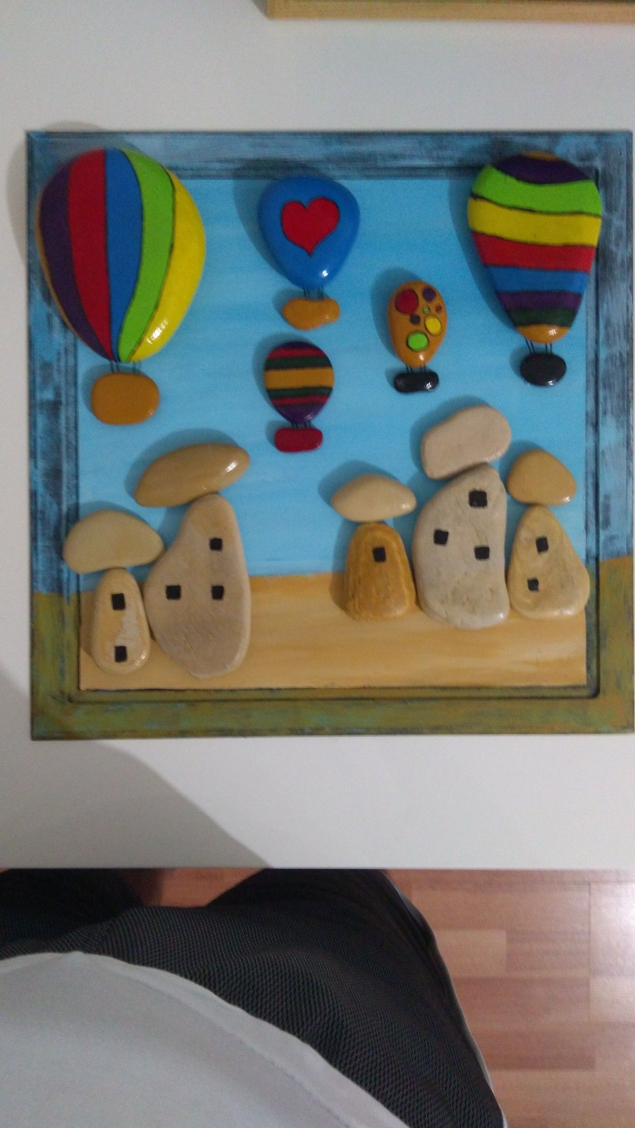 Tas Boyama Peri Bacalari Ve Balonlar Balonlar Yaratici