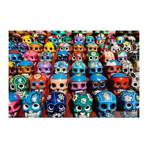 Mexico People and Culture/Chichen Itza skulls for sale - Travel &... ❤ liked on Polyvore featuring backgrounds