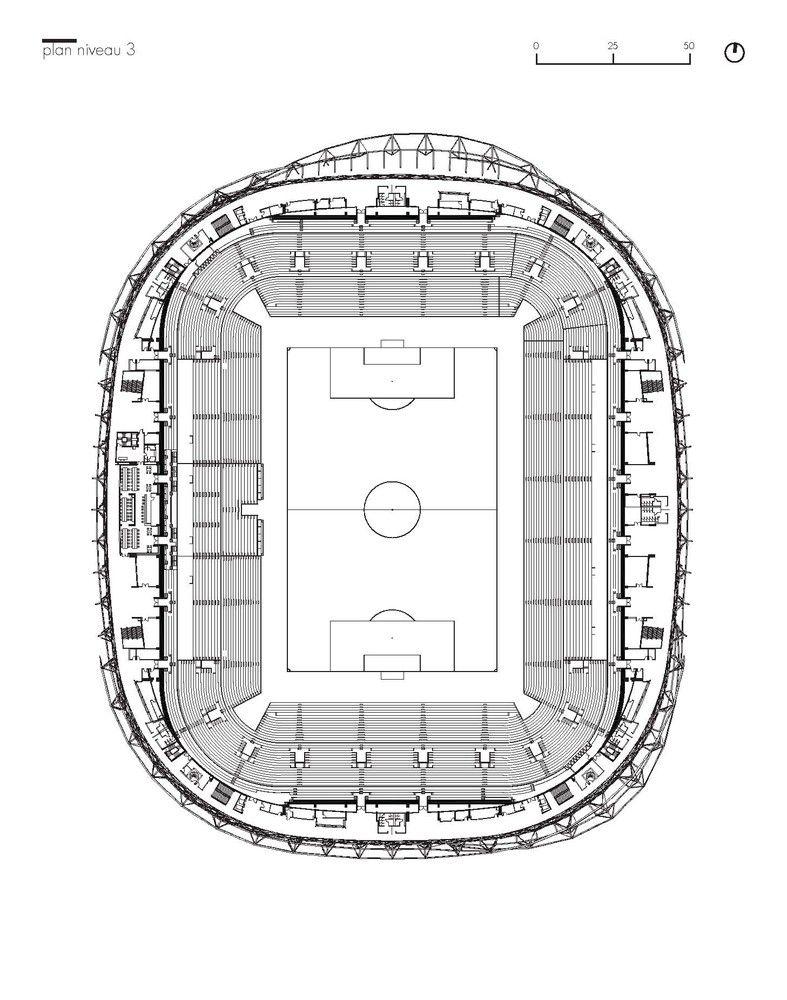 hazza bin zayed stadium pattern design