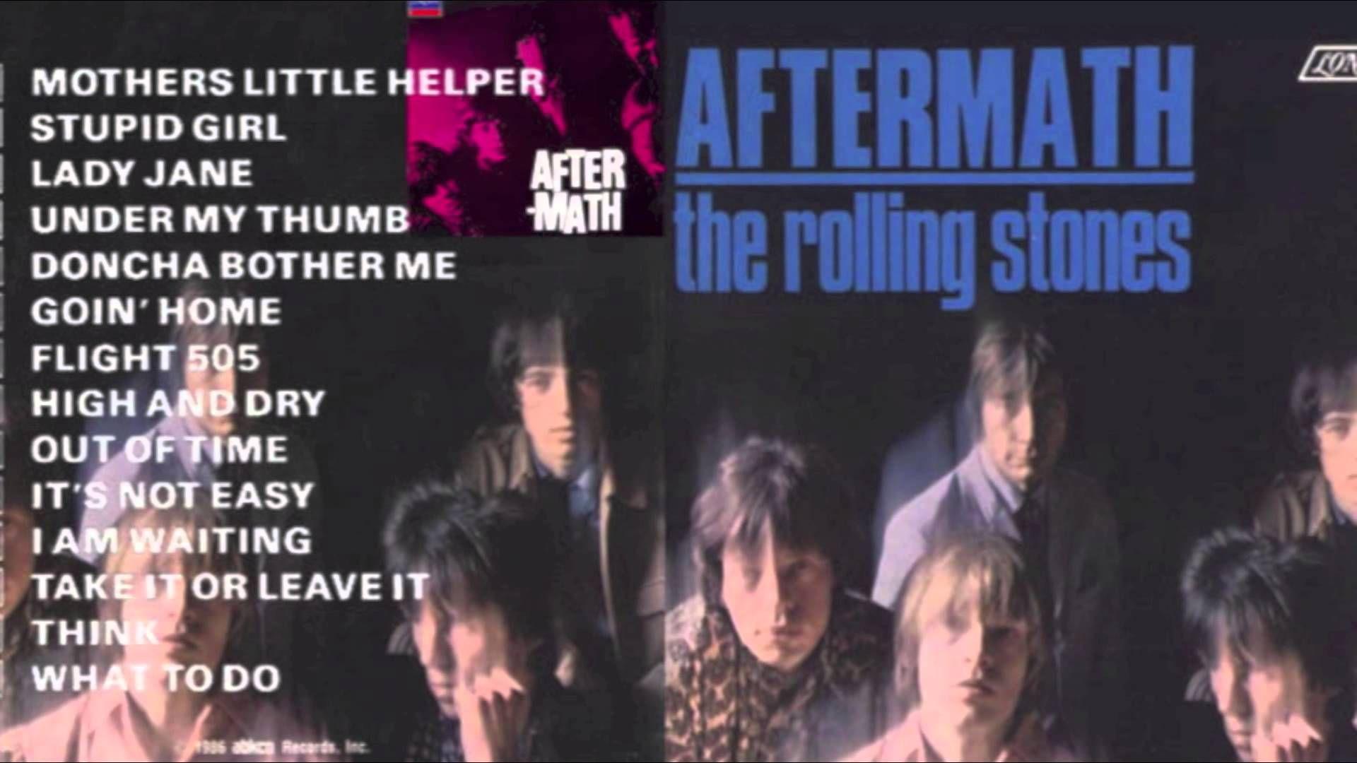 Rolling Stones - Aftermath UK Version [Full Album HD