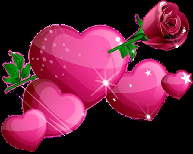 Amor Y Sentimientos Del Corazon Corazones Corazones Imprimibles Corazones Rosados