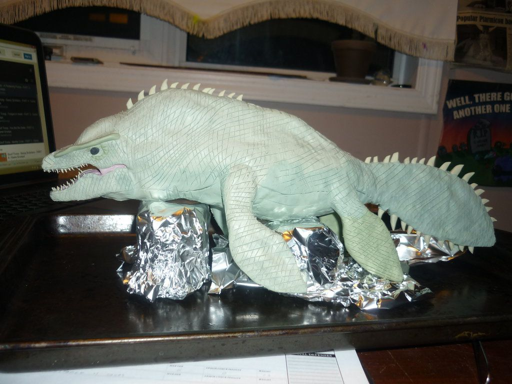 Jurassic park card 3 by chicagocubsfan24 on deviantart - After The Positive Reception I Received From The Jurassic Park Community Regarding My Troodon Sculpture I Decided To Take On A Much More Ambitious Task