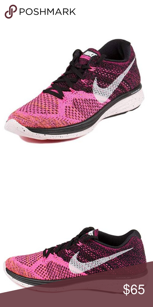 81c4130ddf82 NIKE Women s Flyknit Lunar 3 Running Shoe 7.5 Worn once. Very good  condition with minor