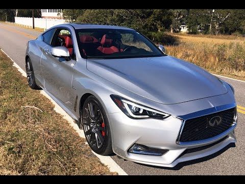 Infiniti Builds A Street Racer Q60 Project Black S Hybrid Car Concept Cars Super Cars