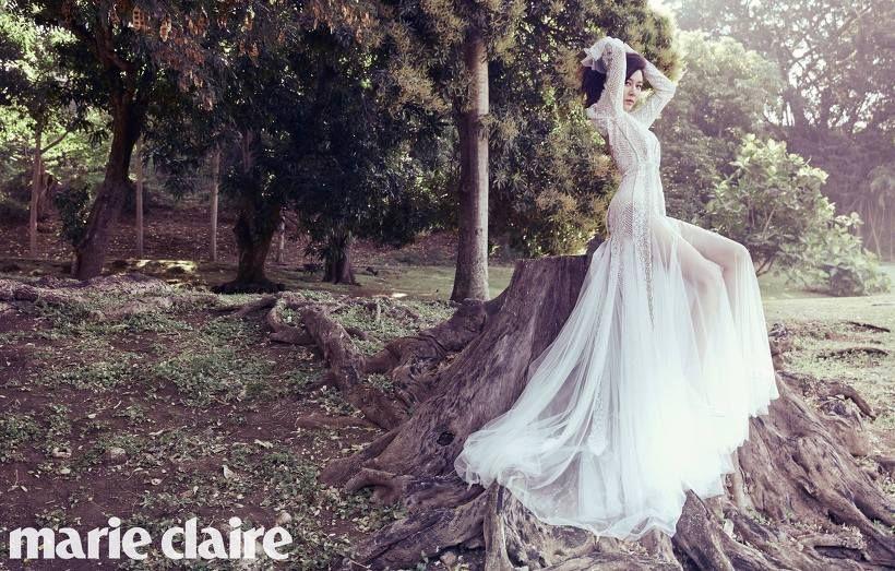 김하늘 마리끌레르 화보 / Kim Haneul marie claire