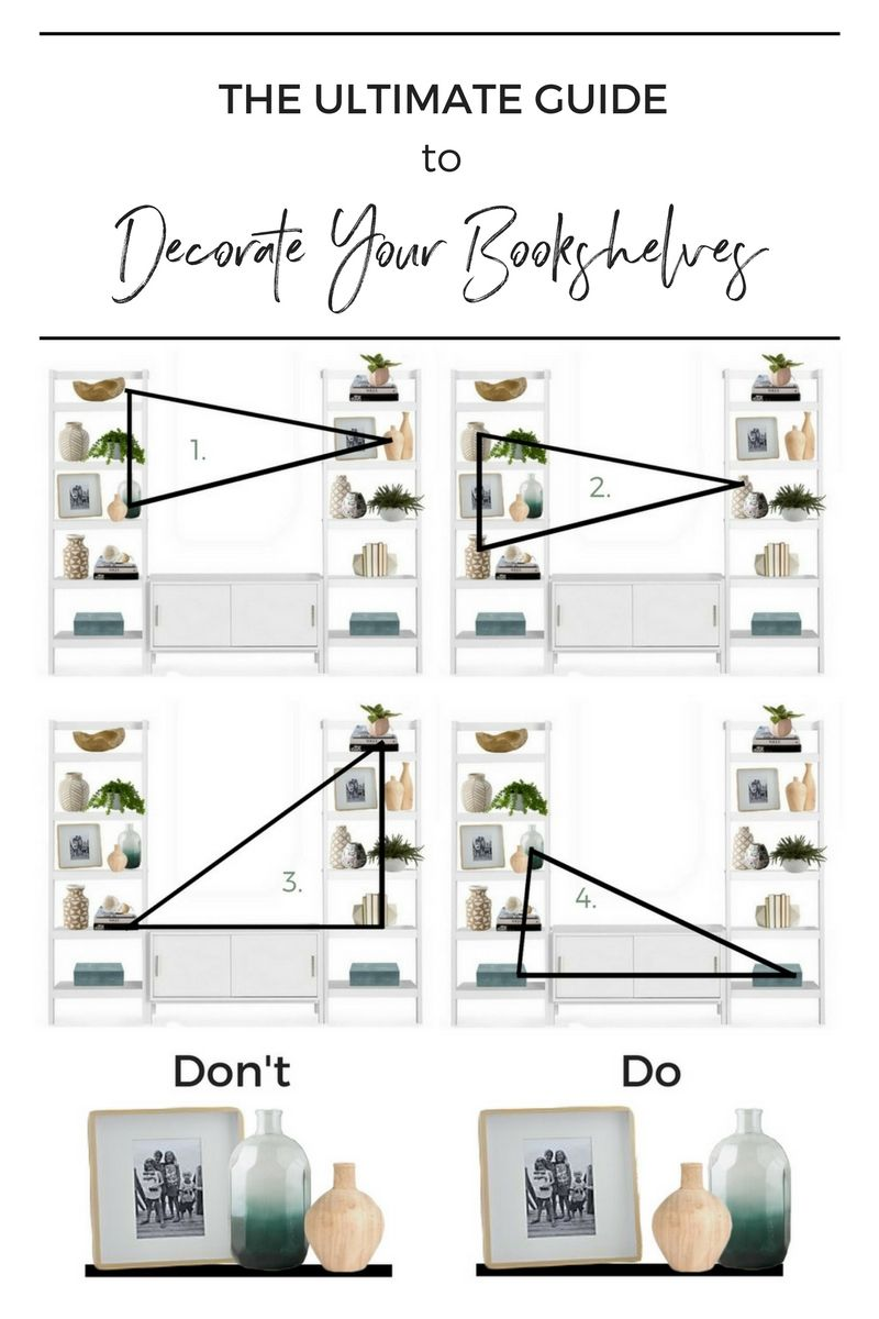 How to Decorate Amazing Envy Worthy Shelves — Jessica Devlin Design