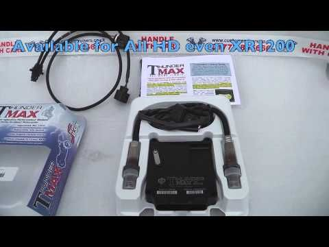 ThunderMax Auto Tune ECM from Custom Cruisers - YouTube