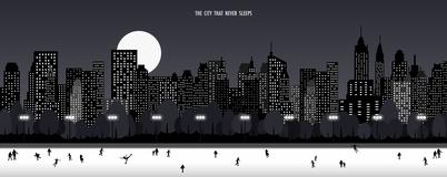 NEW YORK - CENTRAL PARK NIGHT » Leo Romeu