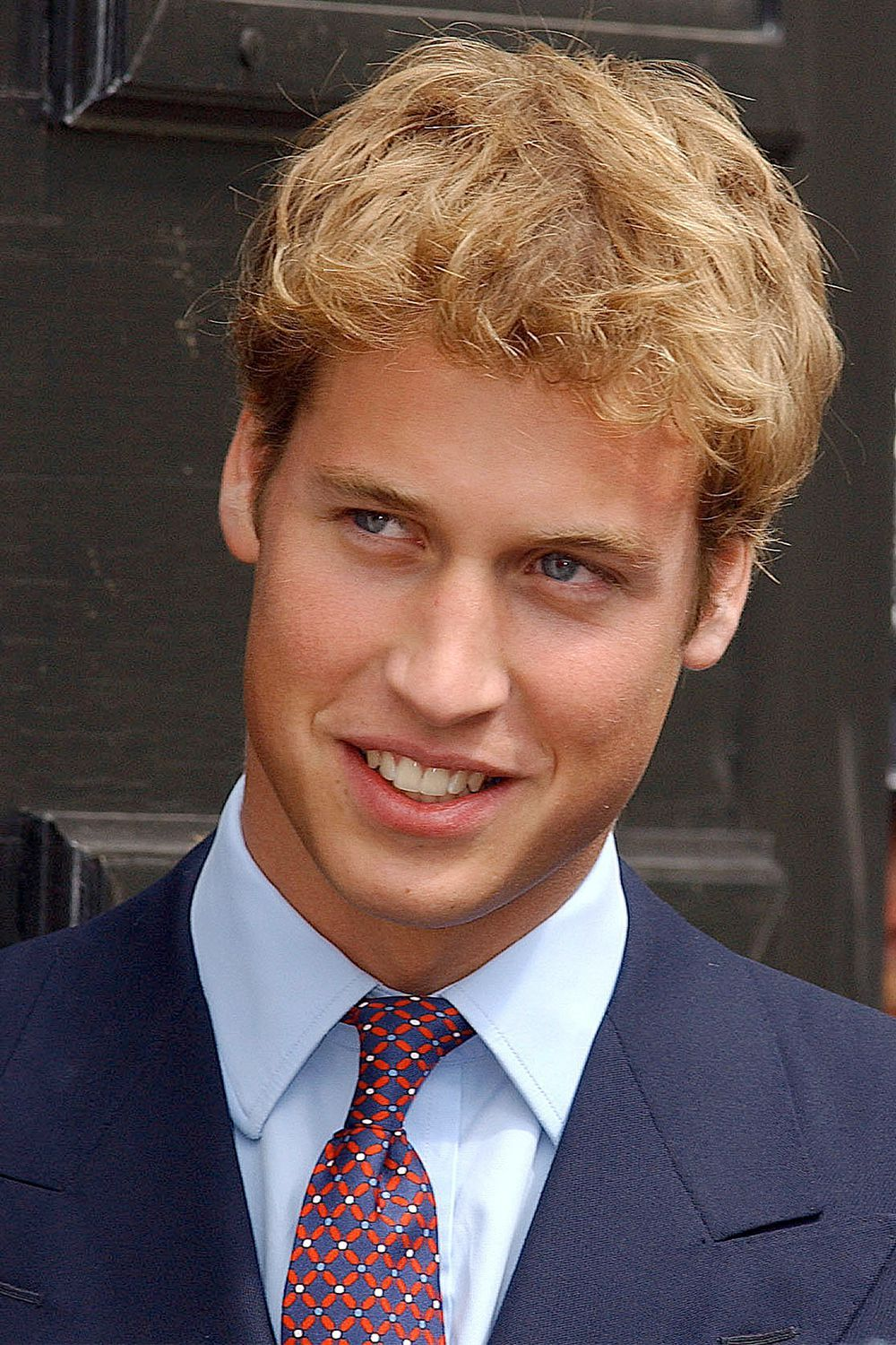 Behold 33 Iconic Photos of Prince William Through the