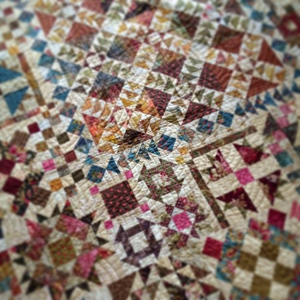 Laundry Basket Quilt Of The Day Farmers Market Edyta Sitar