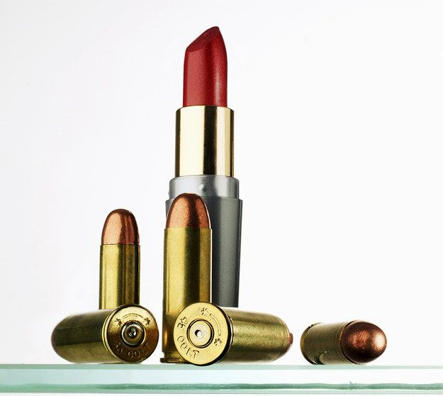 The Lipstick Pistol | 10 Badass Spy Gadgets That Are Almost Too Cool To…