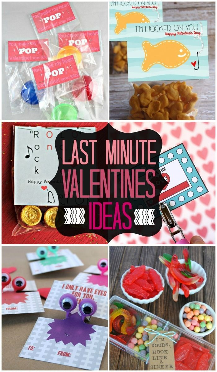 30+ last minute valentine's ideas - perfect if you're short on, Ideas