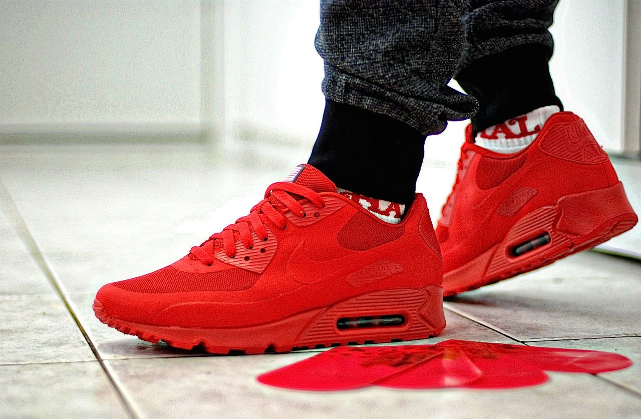 Nike Air Max 90 Hyperfuse Pin